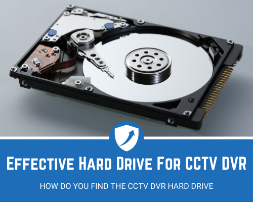 Best Hard Drive For CCTV DVR