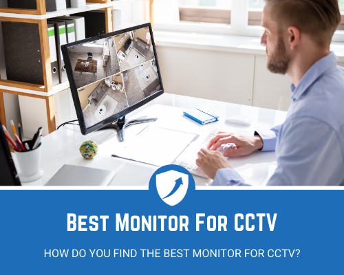 Monitor For CCTV