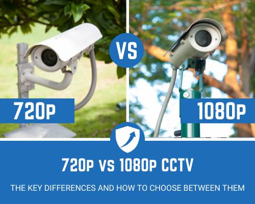 720p vs 1080p CCTV