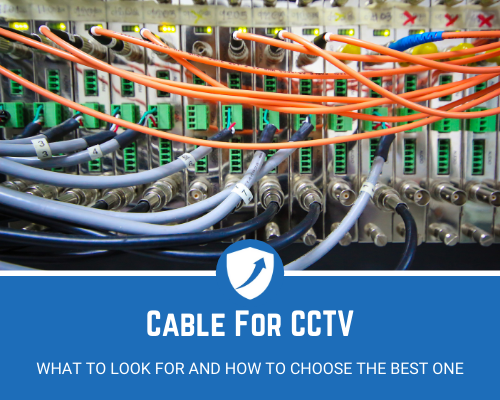 Best Coaxial Cable for CCTV